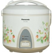 Panasonic SR KA 18 A Electric Rice Cooker with Steaming Feature(1.8 L)