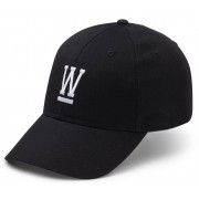 State Of Wow Wilmer Youth Baseball Keps, Black