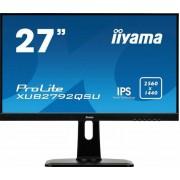 Monitor Iiyama XUB2792QSU-B1 27 inch 5ms Negru