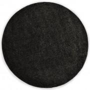 vidaXL Рошав килим тип шаги, 160 см, антрацит