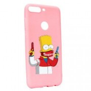 Husa de protectie Supreme The Simpsons pentru OnePlus 5T Silicon P270