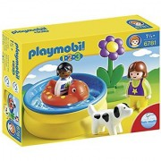 PLAYMOBIL 1.2.3 Wading Pool