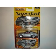 2005 Matchbox Superfast Ford Mustang GT Concept Silver #6