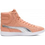 Puma ženske cipele Vikky Mid Cord Dusty Coral Sil, 37