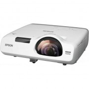 Videoproiector Epson EB-535W, WXGA, 3LCD, 3400 lumeni, Alb
