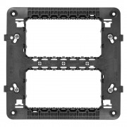 Rama suport 4+4 module Gewiss Chorus GW16808