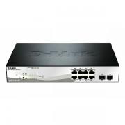 8-Port Gigabit Smart+ PoE+ Switch, DGS-1210-10P DGS-1210-10P