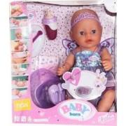 BABY born - Papusa interactiva zana Zapf
