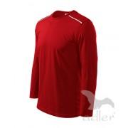 ADLER Long Sleeve Unisex triko 11207 červená M