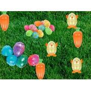 Easter Eggs Decorations, Bunny Eggs, Chicks Eggs, Colored Eggs, Striped Eggs, Polka Dot Eggs, Diamond Eggs, Jumbo Eggs