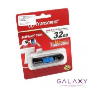 USB Flash memorija Transcend 32GB 3.1 crno-plava