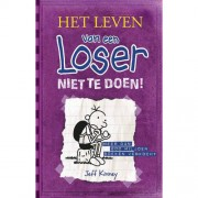 Het leven van een loser: Niet te doen! - Jeff Kinney