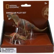 Set 2 figurine National Geographic Tyrannosaurus