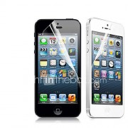 [2-pack] Premium High Definition Clear Screen Protectors voor iPhone 5/5S