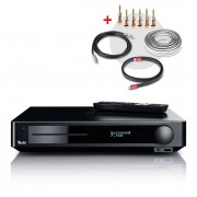 Teufel Impaq 8000 Blu-ray Receiver incl. cable Set