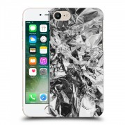 Átlátszó szilikon tok az alábbi mobiltelefonokra Apple iPhone 8 - Chrome