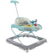 Premergator Cu Control Parental Super Car - Sun Baby - Turcoaz Cu Gri