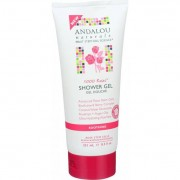 Andalou Naturals Soothing Shower Gel - 1000 Roses - 8.5 oz