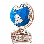 Wooden City Houten 3D puzzel wereldbol 32 cm