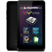 "Tableta Allview Viva C702, Procesor Quad-Core 1.3 GHz, TN LCD Capacitive touchscreen 7"", 1GB RAM, 8GB, Wi-Fi, Android (Negru)"