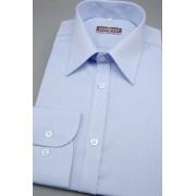 Pánská košile Světle modrá struktura Avantgard 528-98-43/194