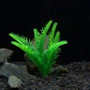 Arbol Artificial Plant Grass Figuras Miniaturas Aquarium Fish Tank Paisaje, Tamaño Pequeño: 12,0 X 17.0cm