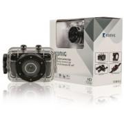 x-CSAC200 HD action camera 720p waterproof