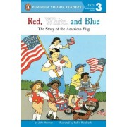 Red, White, and Blue, Paperback