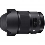 Sigma Art Objetiva 20mm F1.4 DG HSM para Canon