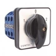 Comutator cu came 1-0-2 3P 3 etaje 20A Comtec MF0002-11720