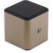 Kitsound Cube Wireless - Guld