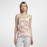 Débardeur camouflage Nike Sportswear Gym Vintage pour Femme - Rose