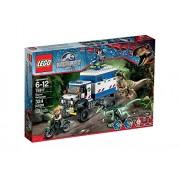 Lego Raptor Rampage, Multi Color