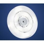 Fali/mennyezeti lámpa G4 8x20W 37cm kerek króm/fehér Genua1 90694 Eglo