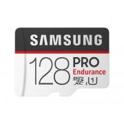 Card memorie Samsung MB-MJ128GA EU , Micro-SDXC, PRO Endurance, 128GB, rata transfer r w 100 30 MB s, Class 10, UHS-I, (Adaptor SD inclus), Proiectat pentru camere de supraveghere securitate (das