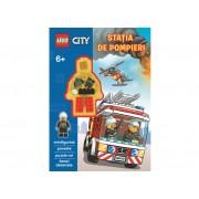 LMJ-10 Carte LEGO City Statia de pompieri