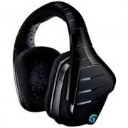 Геймърски слушалки logitech g933 artemis spectrum wireless 7.1 surround gaming headset - 981-000599, разопаковани