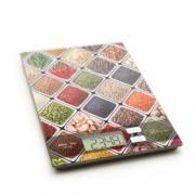 Praktikus digitális konyhai mérleg - Különböző mintákban - Fűszeres