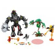 Lego Robot de Batman™ vs. Robot de Hiedra Venenosa