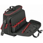 Notebook- und Werkzeugtasche für Servicetechniker Nylon-Tasche, Farbe schwarz 440 x 340 x 200 mm