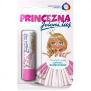 Regina Princess balsam de buze pentru copii (Bubble Gum) 4,8 g