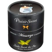 Plaisir Secret MassageCandle Ylang Patchouli