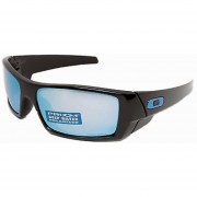 Lentes Oakley Gascan Polished Black - Prizm Deep H2o Polarized OO9014-15