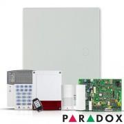 SISTEM ALARMA WIRELESS PARADOX MAGELLAN MG 5000+K32