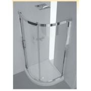 Sprchovací kút SLIDE Diana 90 x 90 x 190 (v) cm