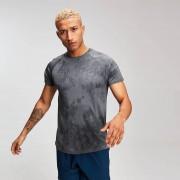 Mp T-shirt sportiva Distressed da uomo - Carbone - M