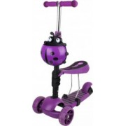 Trotineta Chipolino Kiddy Evo purple Mov