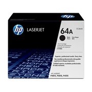 HP 64A Original Toner Cartridge - Black