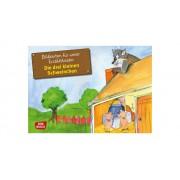 Don Bosco Bildkarten: Die drei kleinen Schweinchen