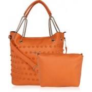Kleio Women Orange Shoulder Bag